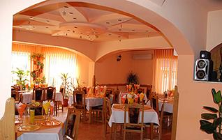 Restaurant, servirea mesei